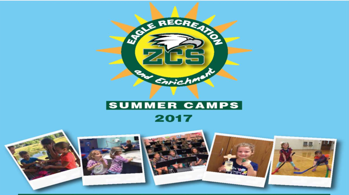 Summer 2017 Eagle Recreation & Enrichment Camps/Classes Thumbnail Image